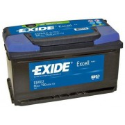 Exide Excell EB802 / 80Ah 700A