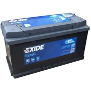 Exide Excell EB950 / 95Ah 800A