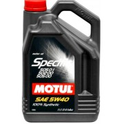 MOTUL Specific VW 505.01-502. 5W-40 (5л)