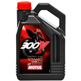 MOTUL 300 V 4T FL Road Racing 10W-40  (4л.)