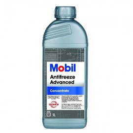 Антифриз Mobil Advanced (красный) 1л.