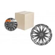 Колпаки колесные 14 дюймов Скай, серебристый