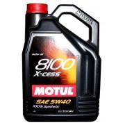 MOTUL 8100 X-cess 5W-40 (5л)