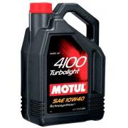 MOTUL 4100 Turbolight 10W-40 (4л)