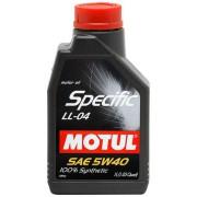 MOTUL Specific BMW LL-04  5W40  (1л)