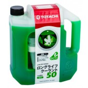 Антифриз TOTACHI LLC GREEN 50%  -37гр.C (зеленый)  4л.