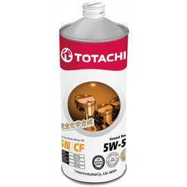 Totachi - Grand Fuel  Fully Synthetic  SN/CF  5W-50   1л