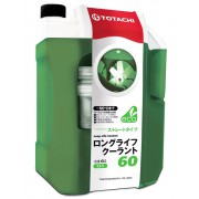Антифриз TOTACHI LLC GREEN 60%  -50гр.C (зеленый)  4л.