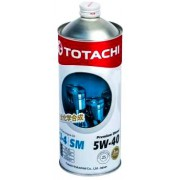 TOTACHI - Premium Diesel  Fully Synthetic  CJ-4/SM  5W-40  1л.