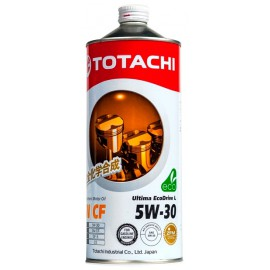 TOTACHI Ultima EcoDrive L  Fully Synthetic SN/CF  5W-30  1л