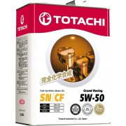Totachi - Grand Fuel  Fully Synthetic  SN/CF  5W 50   4л