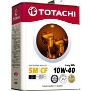 TOTACHI Long Life Semi-Synthetic SM/CF 10W-40 4л